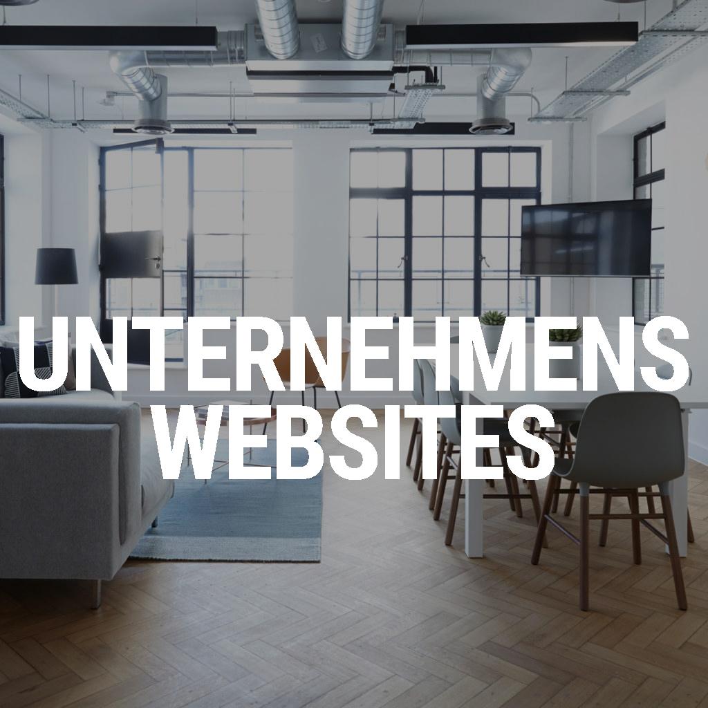 Unternehmenswebsites