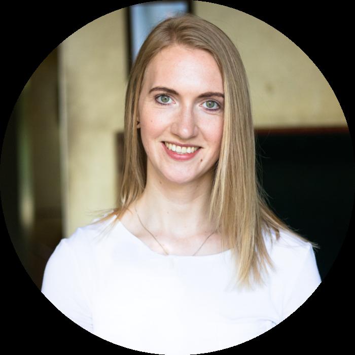 Antonia, Webdesignerin und Fotografin bei Scrowl in München